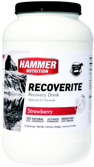 Hammer Nutrition Recoverite - Strawberry