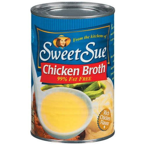Sweet Sue Broth - Chicken, 14.5oz