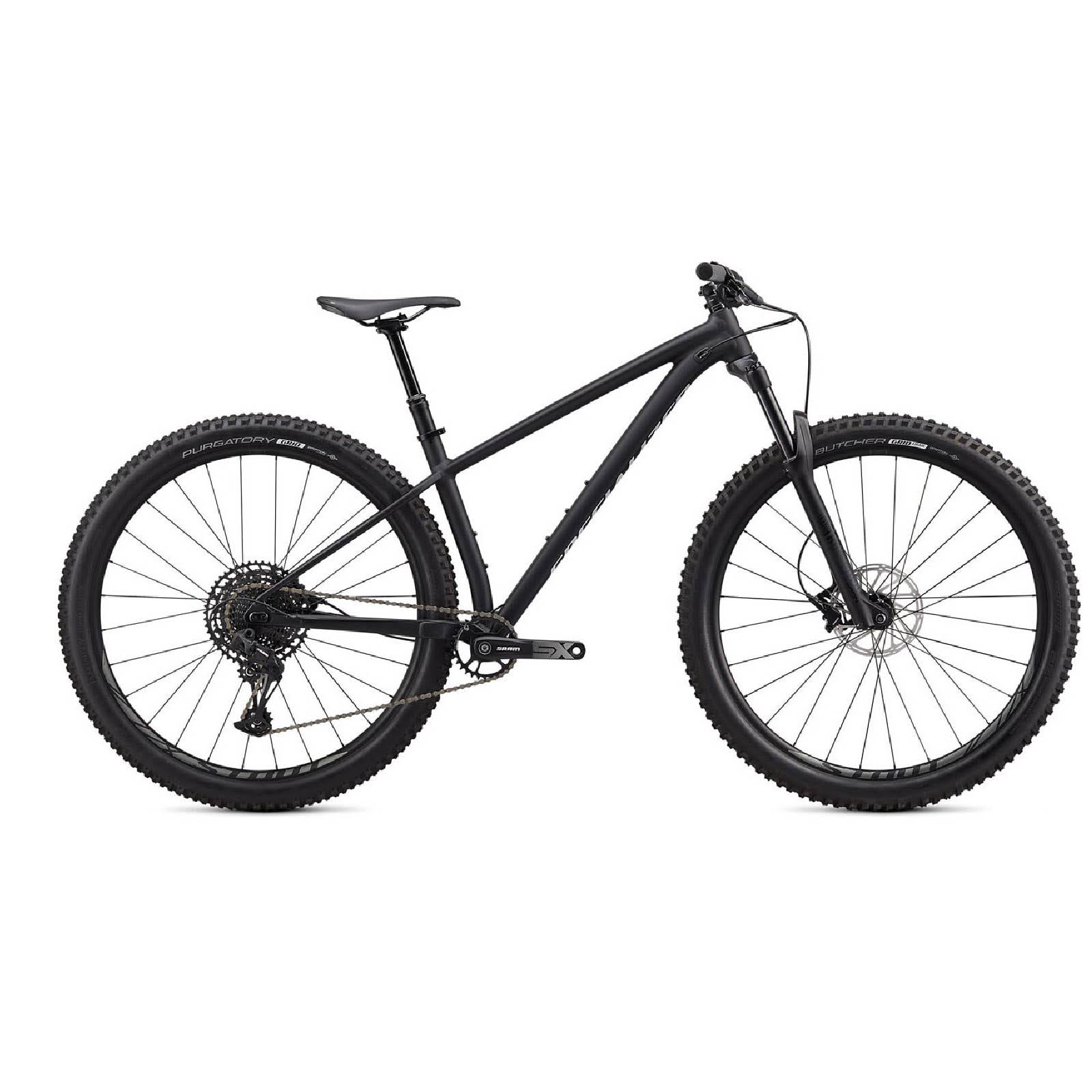 Specialized 2020 Fuse Comp 29 Bike-Satin Black/Dove Grey