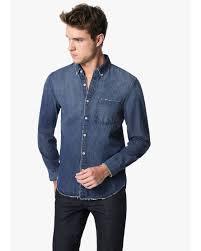 men u0027s denim shirts joe u0027s jeans