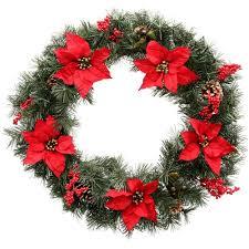 Puleo Christmas Tree Instructions by Martha Stewart Living Christmas Wreaths U0026 Garland Christmas