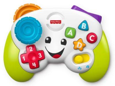 Fisher Price Game & Learn Controller, 6-36 M