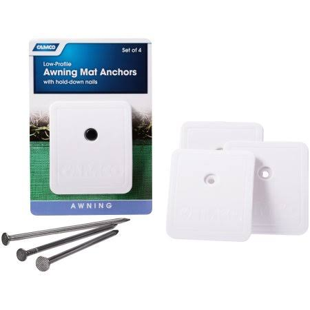 Camco 45631 Awning Mat Anchors