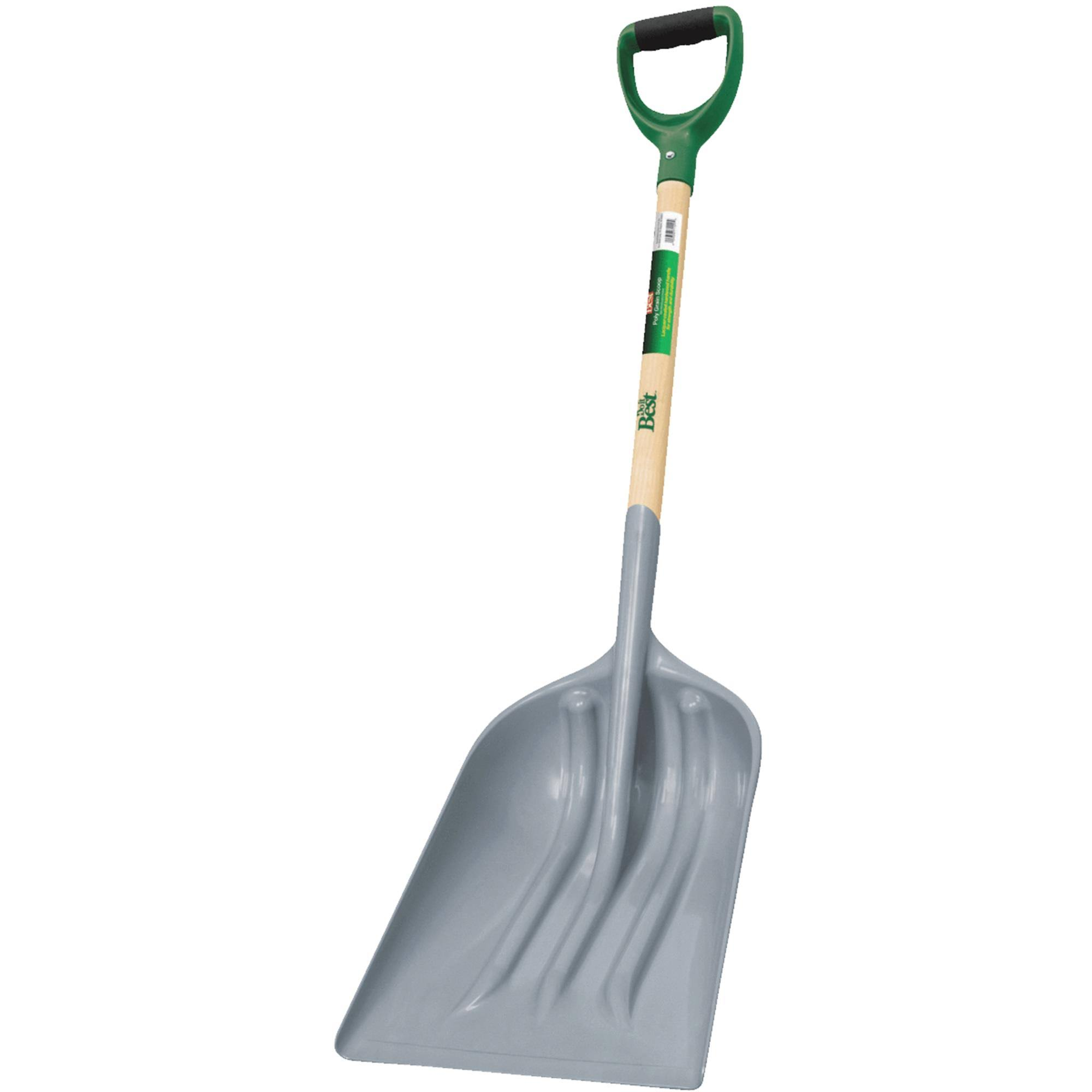Do It Best Poly Scoop Shovel