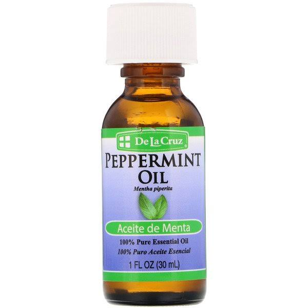 De La Cruz Oil - Peppermint, 1oz