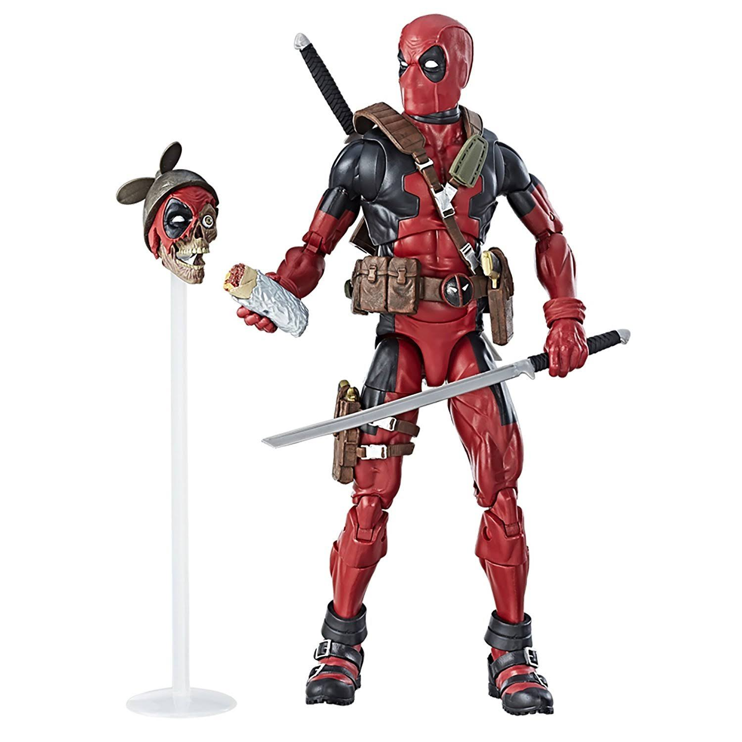 Hasbro Marvel Legends Series Action Figure - Deadpool, 12""