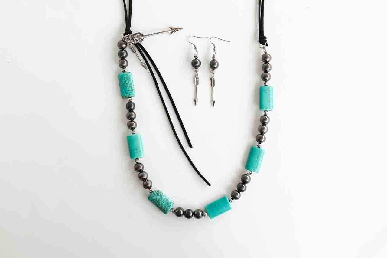 West Co Necklace n1197