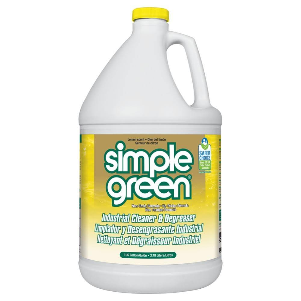 Simple Green All Purpose Cleaner - Lemon, 1gal