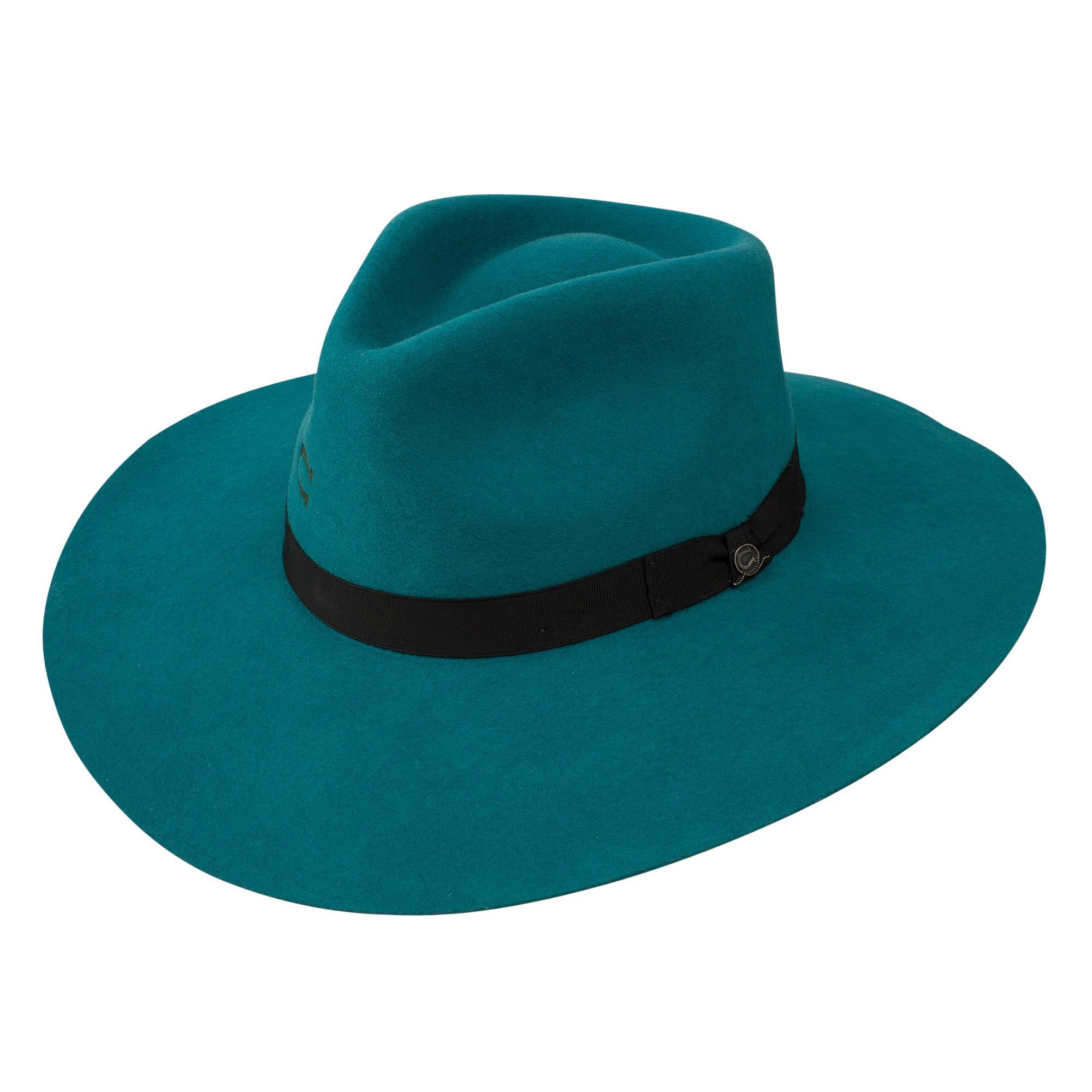 Charlie 1 Horse Women's Highway Teal Hat
