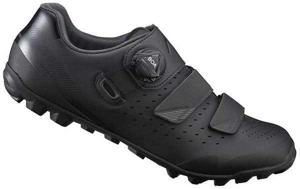 Shimano Men's Cycling Shoes - Black, 42 EU