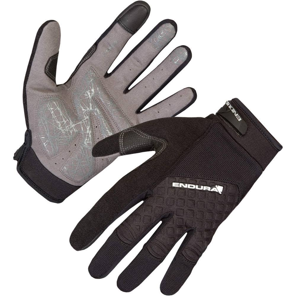 Endura Hummvee Plus Gloves - Black, Small