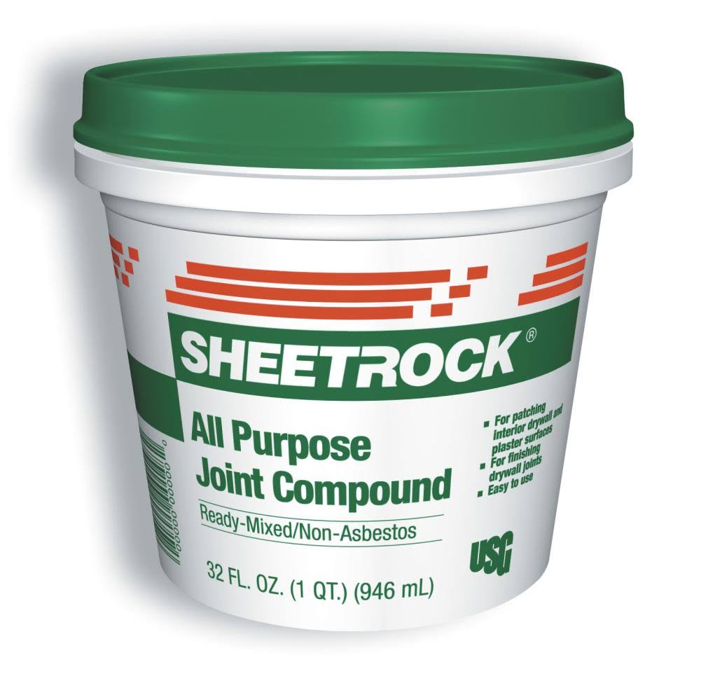 United States Gypsum Sheetrock All Purpose Pre-Mixed Joint Compound - 946ml