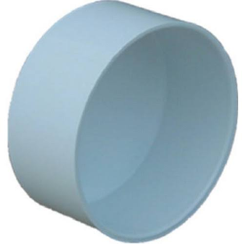 Genova Products PVC Drain Cap - 4""
