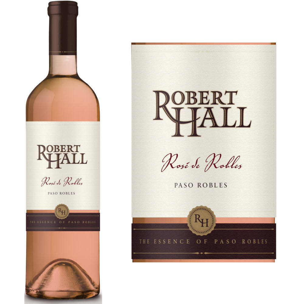 Robert Hall Rose De Robles, Paso Robles (Vintage Varies) - 750 ml bottle