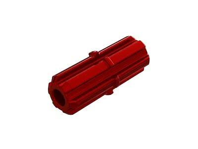 Arrma AR310881 Slipper Shaft - Red, 4 x 4