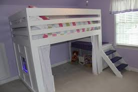 wood loft bed full enjoying the modern loft bed full u2013 modern