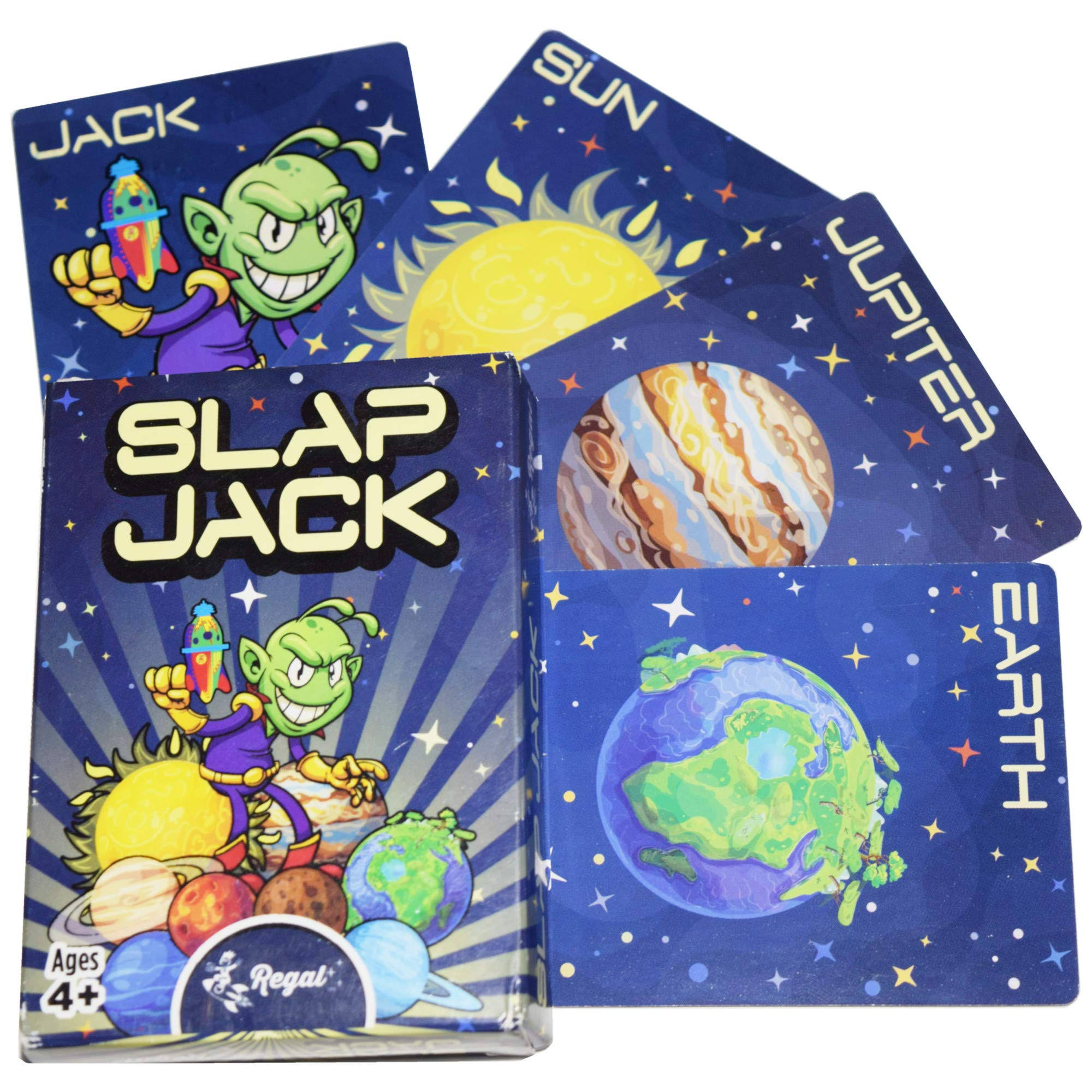 Regal Games Classic Card Games Slap Jack