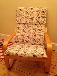 Ikea Glider Chair Poang by Ikea Hack My Poang Chair Re Covered So Much To Craft So