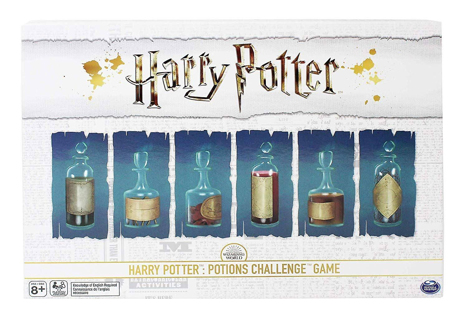 Cardinal Games 6046766 Harry Potter Potion Game, Multicoloured