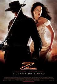 A Lenda Do Zorro - Dublado