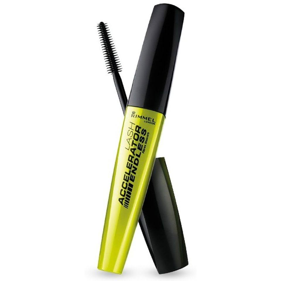 Rimmel London Lash Accelerator Endless Grow Lash Complex Mascara - 001 Black, 10ml