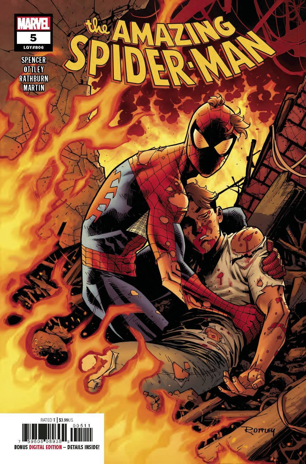 Spider-man #1 - Marvel Comics