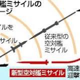 空対艦ミサイル, F-2, 航空自衛隊, 自衛隊