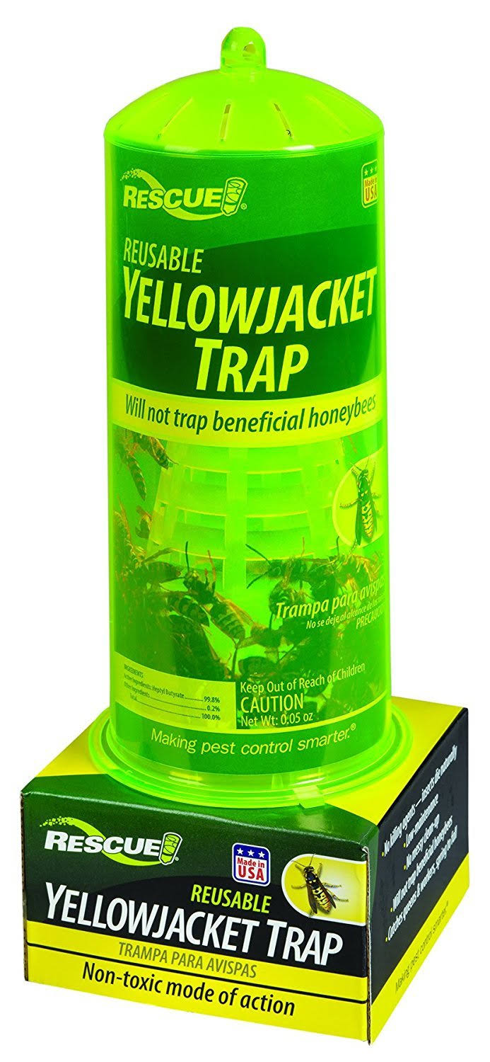 Sterling Rescue Yellow Jacket Control Trap and Attractant