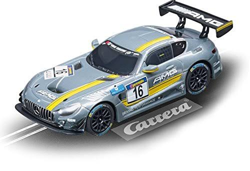 Carrera - Go!!! Mercedes -AMG GT3 No. 16 1/43 Slot Car 64061
