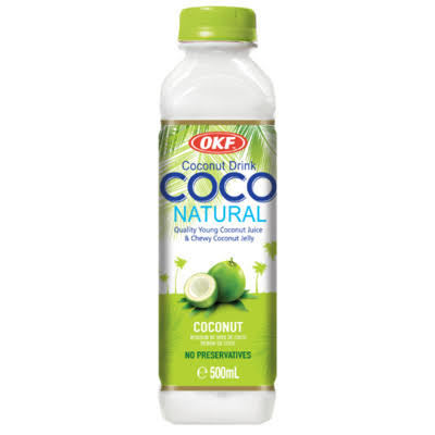 OKF Coconut Drink - Coco Natural, 500ml