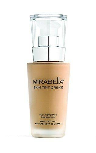 Mirabella Skin Tint Crème Full Coverage Foundation - IC, 30ml