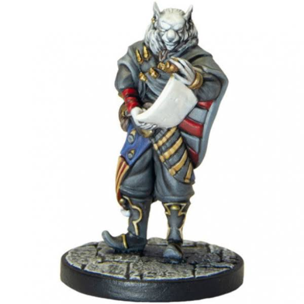 D&D RPG Collectors Series Descent into Avernus Miniature - Mahadi