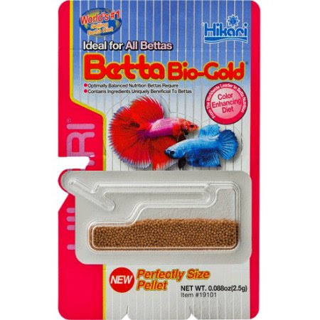 Hikari Betta Bio-Gold Food Pellets - 0.88 oz