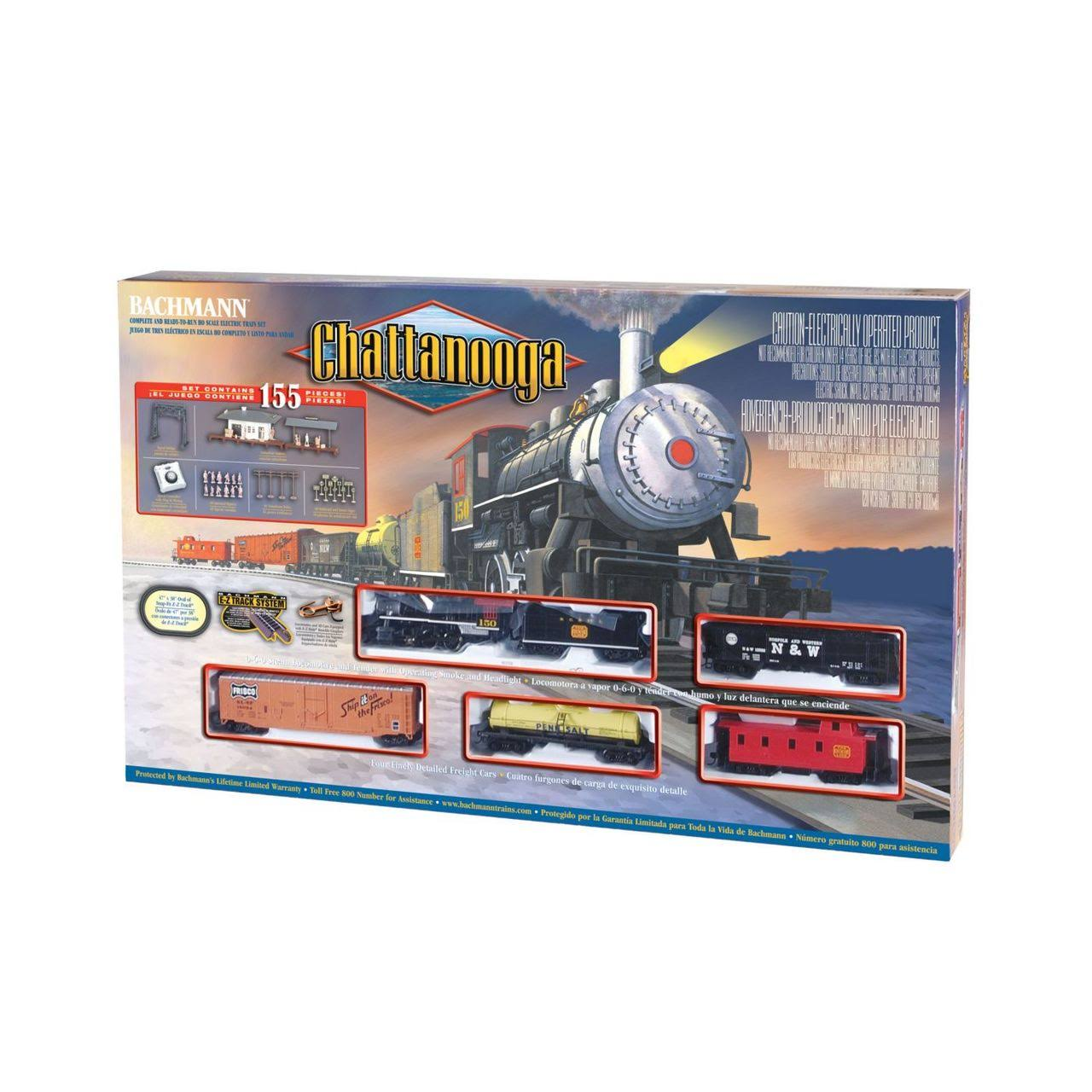Bachmann Chattanooga Train Set (HO)