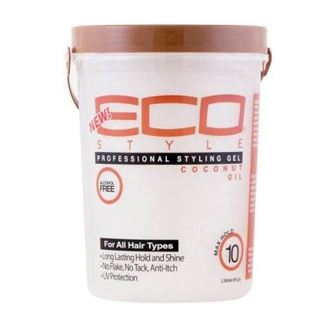 Eco Style Coconut Styling Gel 80 oz