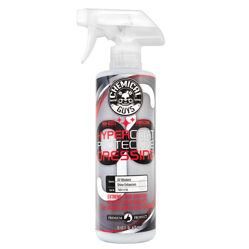 Chemical Guys G6 Hyper Coat High Gloss Protectant Dressing - 473ml