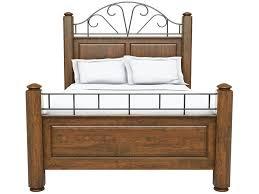 Coal Creek Bedroom Set by Woodley Brothers Mfg Woodley Brothers Coal Creek Bed Queen Cck