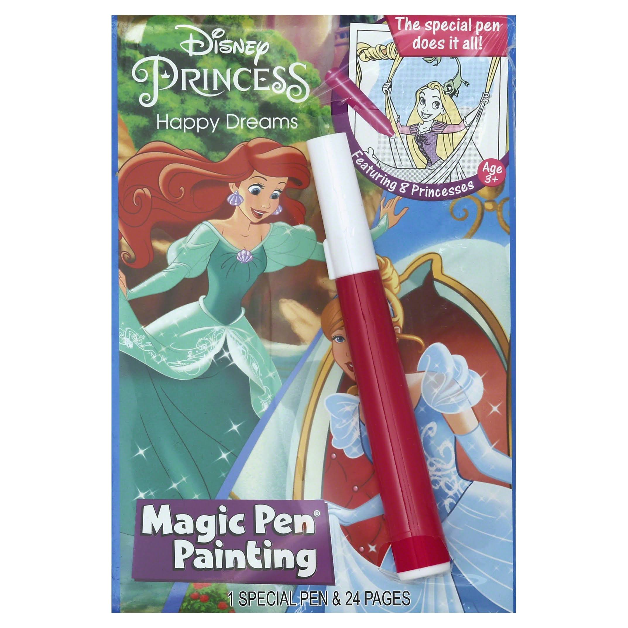 Disney Princess Magic Pen Painting