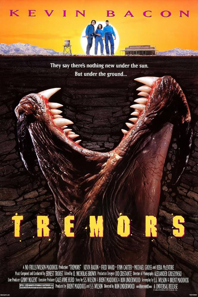 Tremors-Tremors