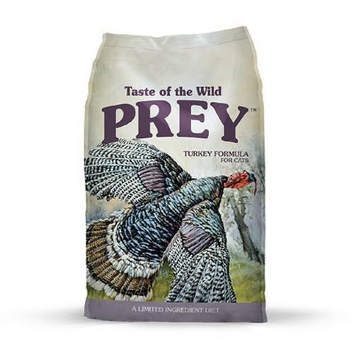 Taste of The Wild Prey Turkey Limited Ingredient Cat Food 15 lb