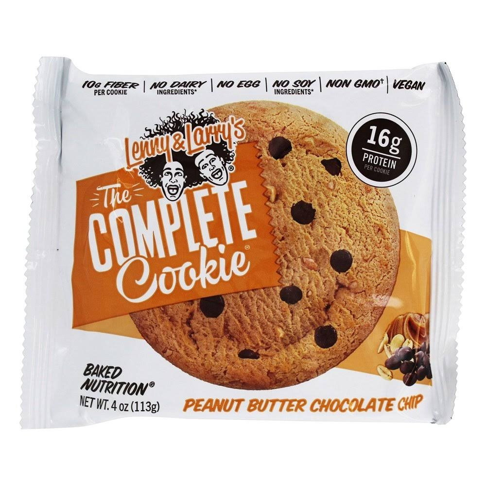 Lenny & Larry's Cookie, The Complete, Peanut Butter Chocolate Chip - 4 oz