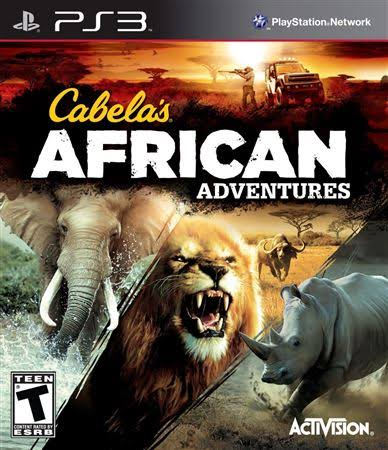 Cabela's African Adventures - PlayStation 3