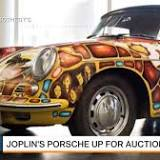 Janis Joplin's Porsche Up for Auction at Sotheby's