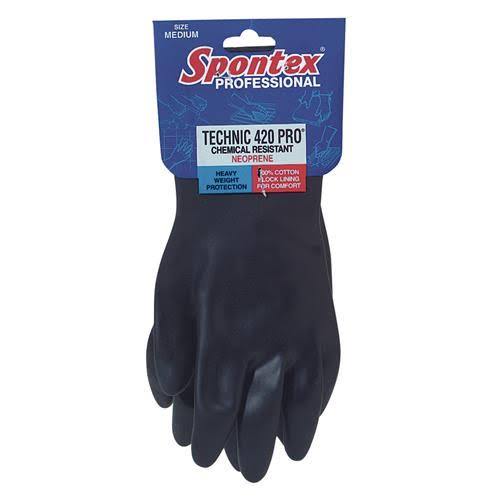 Spontex Technic Gloves Neoprene - Medium