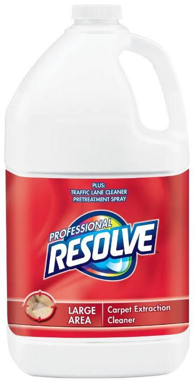 Resolve 97161 Carpet Extraction Cleaner - 1 Gallon