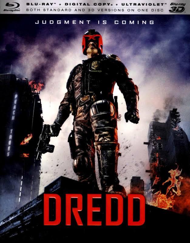 Dredd - BLU-RAY