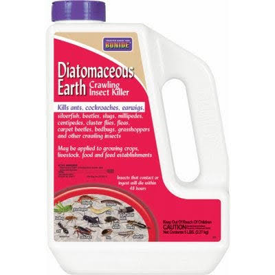 Bonide Diatomaceous Earth Crawling Crawling Insect Killer
