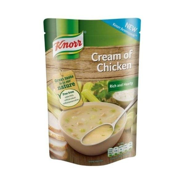 Knorr Soup - Cream of Chicken, 390g
