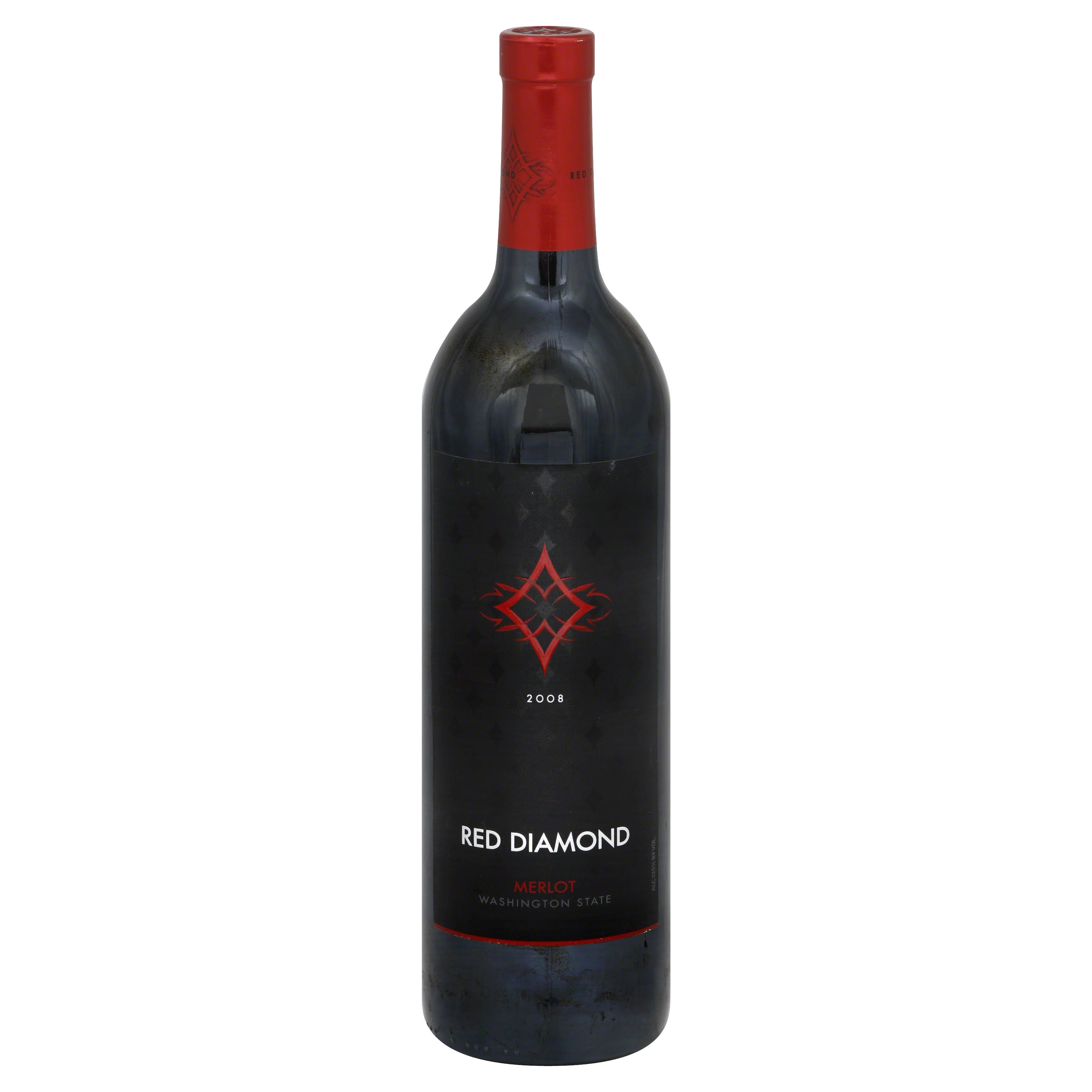 Red Diamond Merlot, Washington State, 2008 - 750 ml