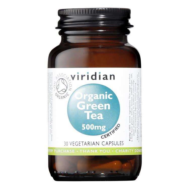 Viridian Green Tea - 90 Capsules